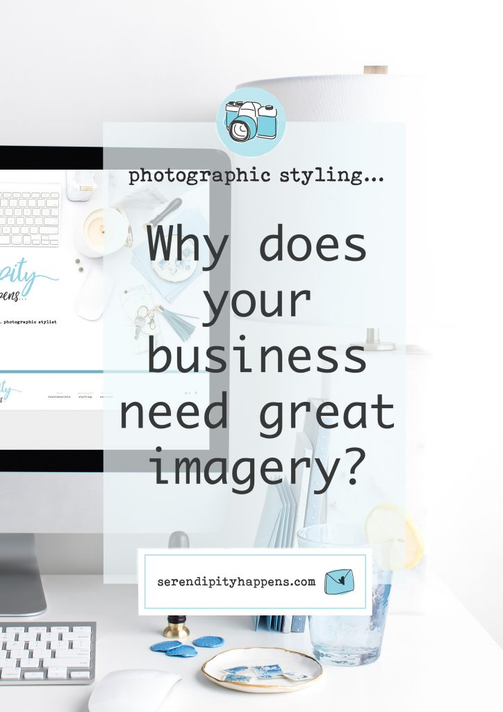 Why do you need great imagery?