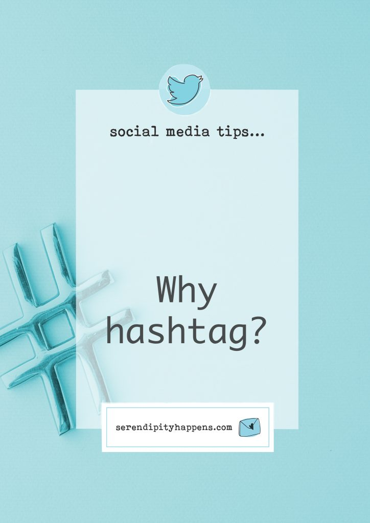 Why hashtag?