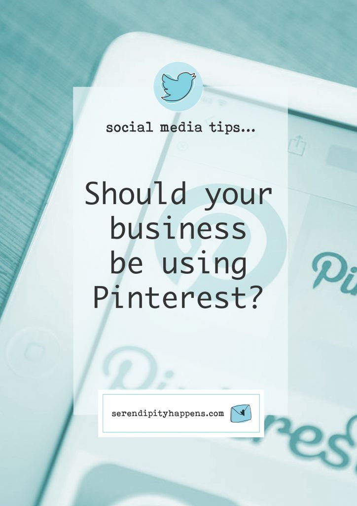 Should your business be using Pinterest?