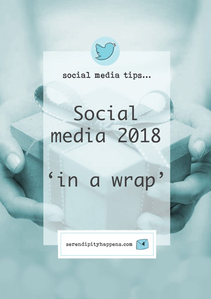 Social media 2018 'all wrapped up!'